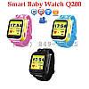 Детские часы с GPS трекером Q200 с камерой и 3G