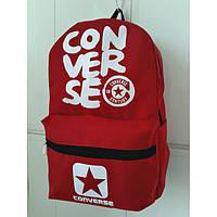 Рюкзак Converse красный