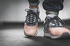 Мужские кроссовки Asics Gel-Respector Japanese Garden Pack Grey/Rose H720L-9797, Асикс Гель Респектор, фото 2