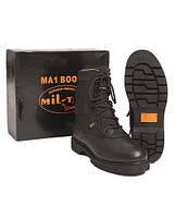 Берцы Mil-tec MA1 черные