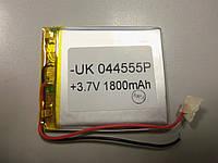 Внутренний Аккумулятор 3,4*49*57 (1800 mAh 3,7V) 044555 AAA класс в Запорожье