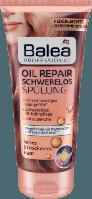 Профессиональный восстанавливающий бальзам для волос Balea Professional Spülung Oil Repair Schwerelos