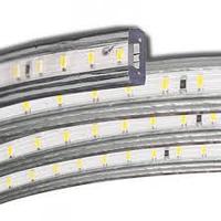 Світлодіодна стрічка 3014smd 220V IP68 6000К 60 LED