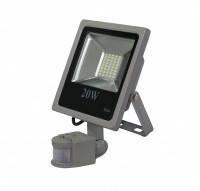 Прожектор світлодіодний 20W smd2835 + датчик руху