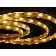 Світлодіодна LED стрічка 5050smd 220V IP68 3200К 60 LED