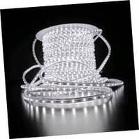 Світлодіодна стрічка 5050smd 220V IP68 6000К 60 LED Premium