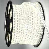 Світлодіодна стрічка 3528smd 220V IP68 6000К 60 LED