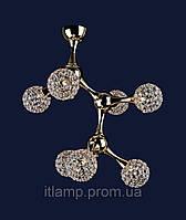 Хрустальный светильник ART721LSTX88105_7 золото
