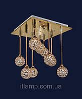 Лампа современная под золото LED ART721LSTX88141_9