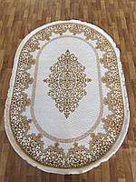 Акриловый ковер Gishangir 8505 на хлопковой основе