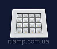 Светильник врезной светодиодный LED Art728BBWY-lst16w