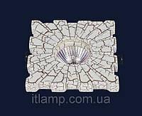 Врезной керамический светильник Levistella 732lstM7054 CRAZEGOLD