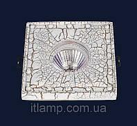 Врезной керамический светильник Levistella 732lstM7060B CRAZEGOLD