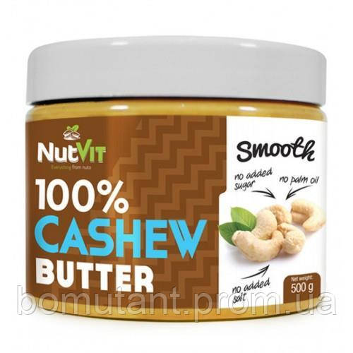 100% MIX Peanuts, Cashew, Almond Butter 500 гр OstroVit