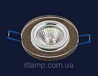 Врезной светильник со стеклом 70587