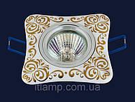 Врезной светильник 70595GD