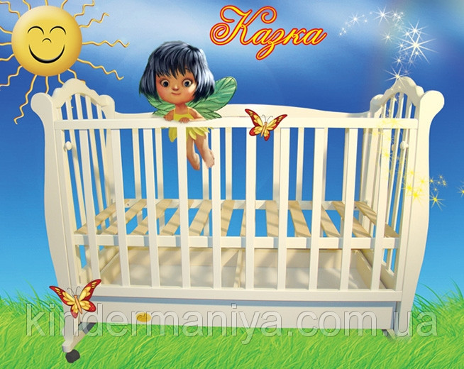 Трия Сказка детская кроватка