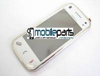 Оригинальный Сенсор (Тачскрин) для Nokia N97 mini (Белый)