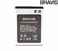 Батарея (АКБ, аккумулятор) для Bravis JAZZ (1100 mah), оригинальный