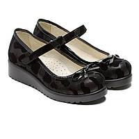Туфли FS Сollection кожаные для девочек, размер 28-36, фото 1