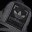 Мужские кроссовки Adidas Originals NMD XR1 Primeknit Black (в стиле Адидас НМД) черные, фото 9