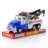 Машинка инерционная «Полицейский эвакуатор» 919-02