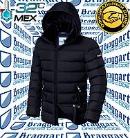 Зимняя куртка с мехом Braggart Dress Code - 1499#1498 черный