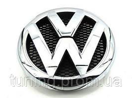Эмблема передняя VW 2H0853601ALUM