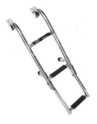 Лестница для лодки, катера, яхты 200 S.steel ladder, фото 2