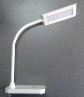 Лампа настільна LED 6,1W з регулюванням світла (білий)