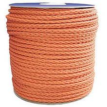 Floaning line/ верёвка оранж. плав.100м d12мм