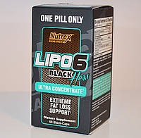 Lipo-6 Black Hers Ultra Concentrate 60 капс.