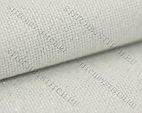 Канва для вышивки Star-Aida Zweigart 14 (36х46см.) белый с серебристым люриксом 3706/17