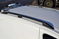 Рейлинги  Fiat Doblo (2001-2009) /тип Crown, Черные