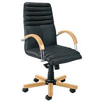 Кресло Galaxy wood LB chrome SP A, 1.007