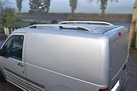 Рейлинги  Ford Connect (2003-) /тип Crown,коротк,база