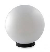 Куля діаметр 250 білий Lemanso PL2104 макс. 40W + база з E27