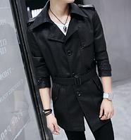 Мужская кожаная куртка. Модель 51248