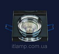 Врезной светильник со стеклом Levistella 705928