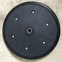"""Прикотуюче колесо в зборі ( диск поліпропілен ) з підшипником  1"""" x 12"""", massey ferguson, challenger ,  854262, фото 1"""