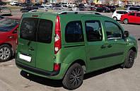 Рейлинги Renault Kangoo (2008-) /оригинальн Crown