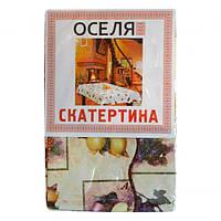 Виниловая прямоугольная скатерть Фруктовое ассорти 137х183 см Оселя 71-122-023