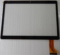 Тачскрин / сенсор (сенсорное стекло) для Bravis NB961 3G (черный цвет, самоклейка)