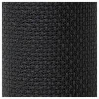 Канва для вышивки Stern-Aida Zweigart 14 (36х46см.) черная 3706/720, фото 1
