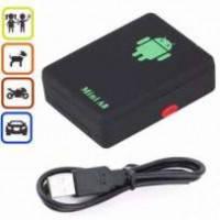 Трекер Mini A8 GPS. Мини А8 сигнализация присмотр за детьми.