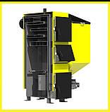 Пеллетный твердотопливный котел с автоматической подачей топлива Kronas Combi 27 кВт. до 270 м. кв., фото 2