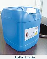 Лактат натрия (натрий молочнокислый) Е325