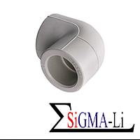 """Угольник  """"Sigma-li """" PPR 20х90°  Польша"""