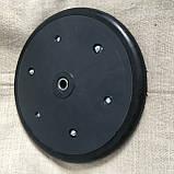 """Прикотуюче колесо в зборі ( диск поліпропілен ) з підшипником  1"""" x 12"""", Kinze ,GA6434, фото 3"""