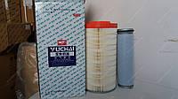 Фильтр воздушный двигателя Yuchai YC6108, YC6B125